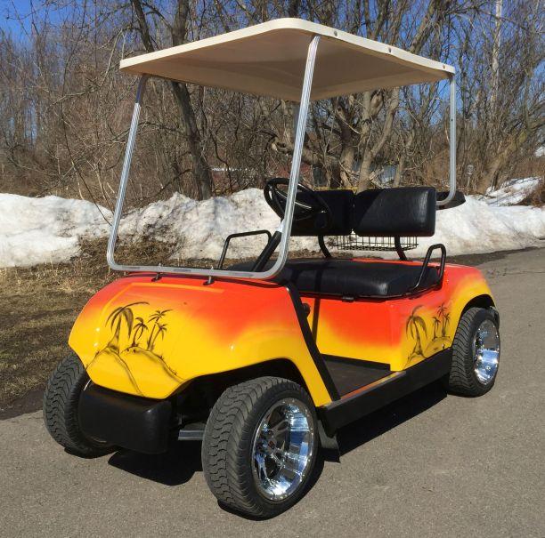 Golf Car Inventory